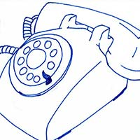 Inventory of Home: Bell telephone